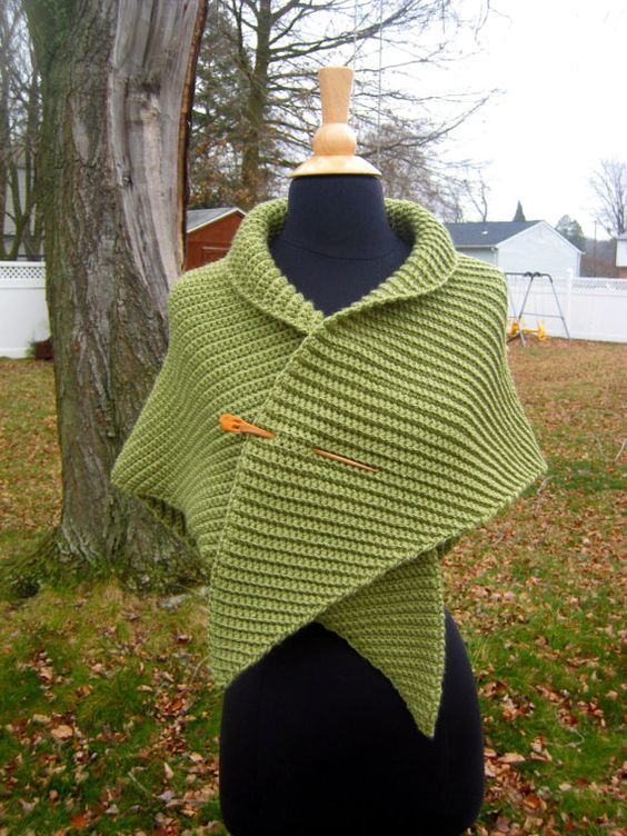 Instantly Downloadable PDF Crochet Pattern, Womens Ribbed ...