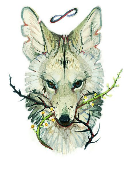 Cannot Keep it Secret Art Print - Mangy Coyote