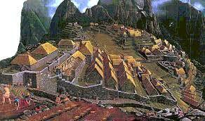 Znalezione obrazy dla zapytania Inkowie