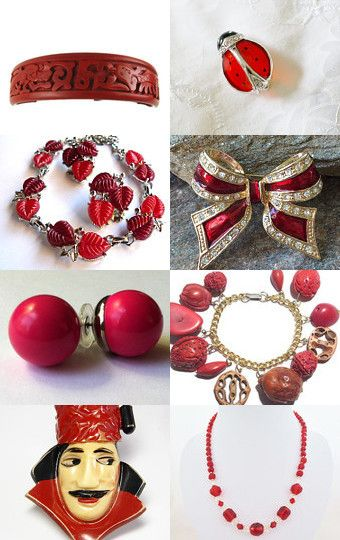Hot Hot Items by Marie on Etsy--Pinned with TreasuryPin.com
