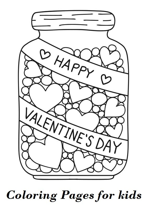 21 Best Free Valentine Coloring Pages For Your Kids Valentines Printables  Free, Valentine Coloring Pages, Valentines Day Coloring Page