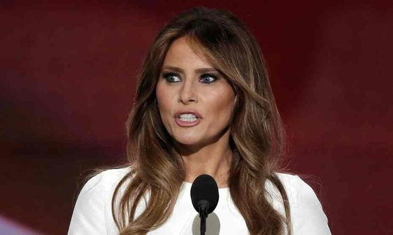 Melania Trump sues the Daily Mail for $150m over 'lies' about her past