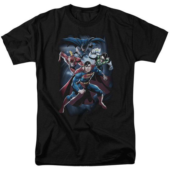 Justice League: Cosmic Crew T-Shirt