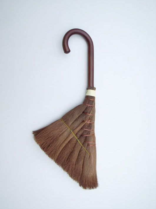 Best broom.  Designed by Oji Masanori for Kake-Tosaka.  Mjolk, Toronto.