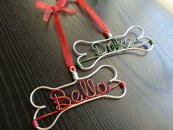 Dog Christmas Gift von Patricia van Dokkum auf Etsy