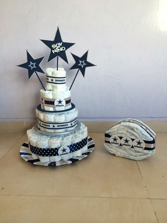 cakes baby showers cake baby dallas cowboys dallas cowboys baby