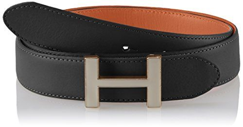tommy hilfiger damen g rtel h belt gr 80 cm schwarz masters black cognac 017 tommy. Black Bedroom Furniture Sets. Home Design Ideas