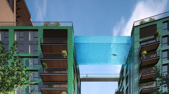 #SuspendedPools are the height of luxury. Would you like to see some of the best? https://www.youtube.com/watch?v=KqdV-hj0xNg