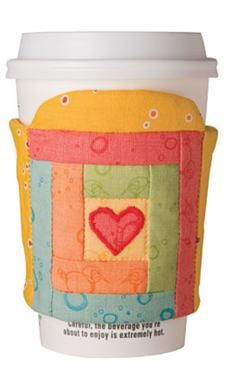 Cup Cozy Pattern