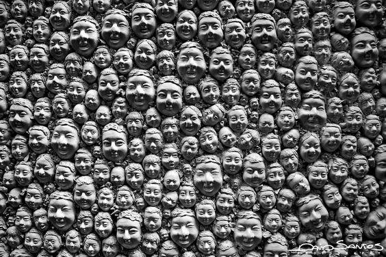 Faces by David Santos