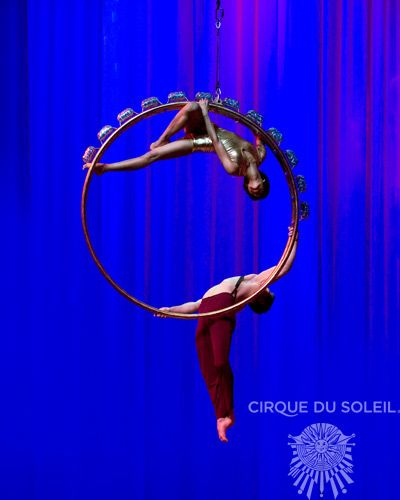 """speech cirque du soleil Exclusive video: the making of beatles/cirque du soleil show """"love"""" by  pop  onto the set of the show and talk about his early concerns."""