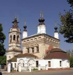Калужский Покровский храм