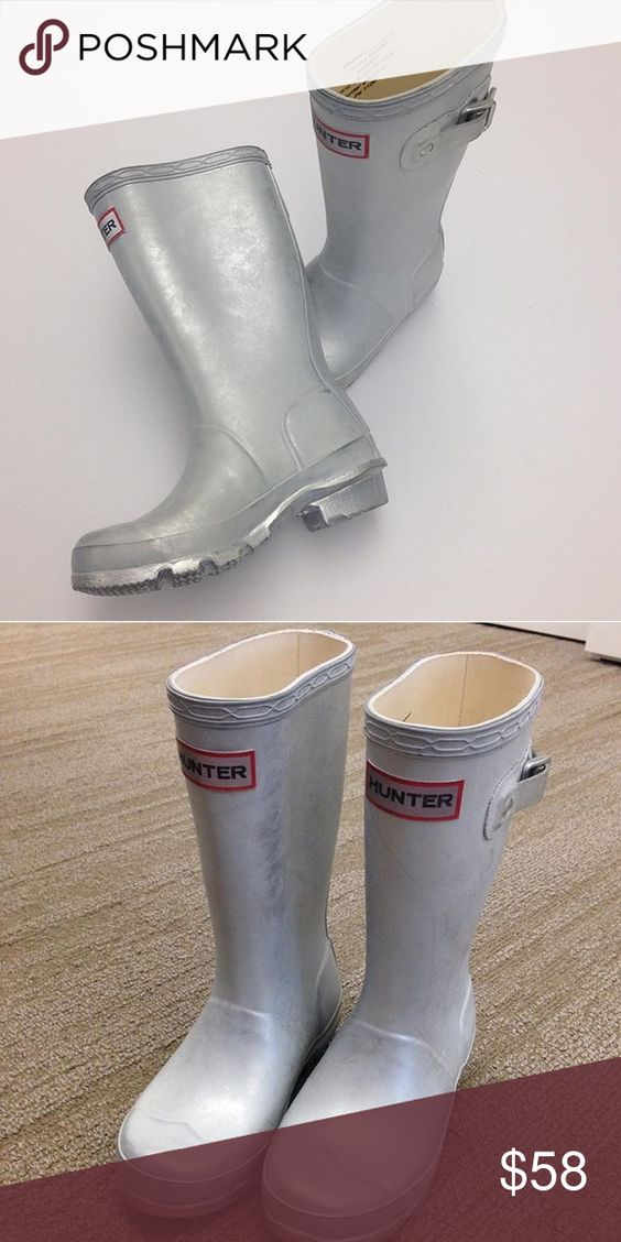 Kids Hunter rain boots | Size 11 shoes, D and Rain boots