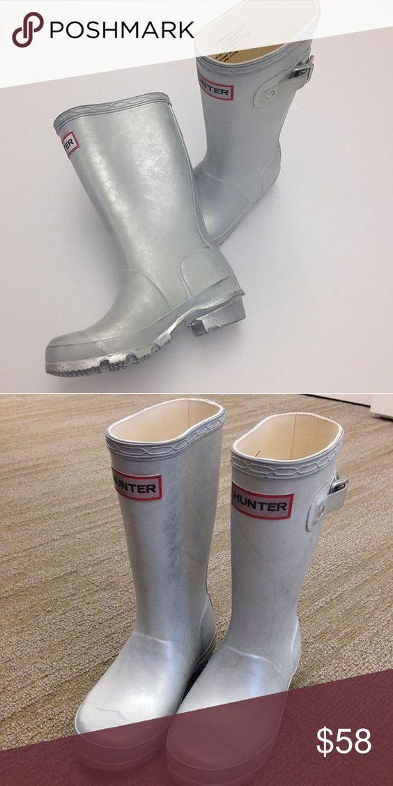 Kids Hunter rain boots | Size 11 shoes, D and Rain boots