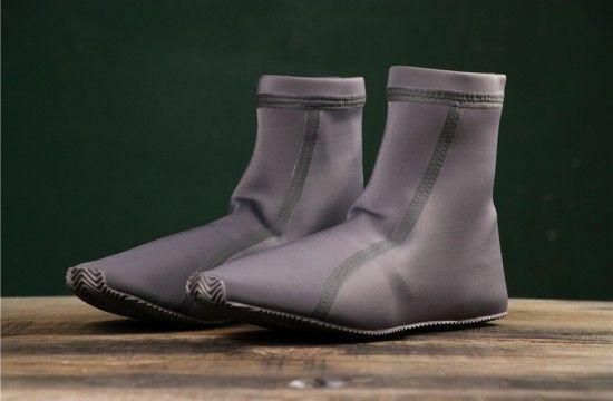 Yeezy Scuba Sneaker Boots Black   Boots