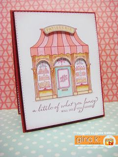 Waltzingmouse Makes...: ...Gina K Designs DT Blog Hop, Day 2