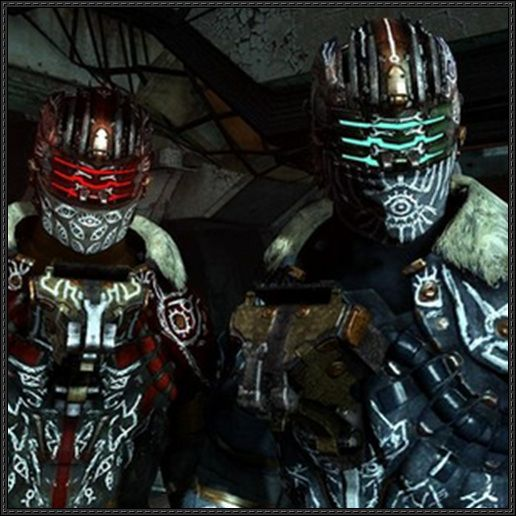 dead space helmets and spaces on pinterest