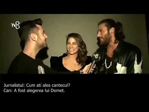 Can Si Sanem In Viata Reala Au Cantat La Vocea Turciei Pasarea Matinala Youtube The Voice Sanem Canning