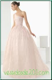 Hermoso vestido rosado
