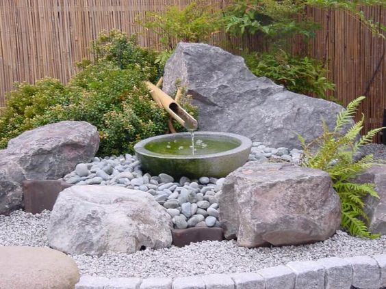 Japanese Garden Display at Coolings
