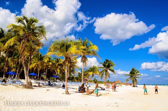 Confira porque visitar as ruínas e as praias de Tulum é o melhor passeio para se fazer em Cancun
