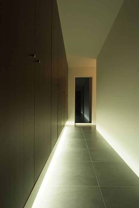 廊下 間接照明例