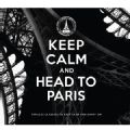 KEEP CALM & HEAD TO PARIS - KEEP CALM & HEAD TO PARIS | Overstock.com
