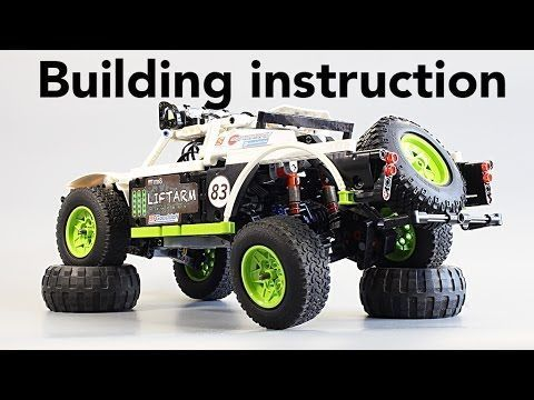 Fastest Lego Technic Baja Trophy Truck With Sbrick Youtube