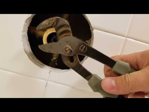 42 Price Pfister Avante Valve Retrofit And Trim Upgrade Youtube