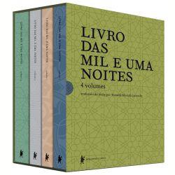 Caixa: O Livro das Mil e Uma Noites - 4 Volumes - Livros - Livraria da Folha