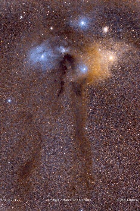 FOTOS DE NUESTROS AMIGOS: Astrofotografía aficionada desde Ovalle