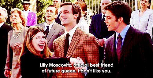 Princess Diaries 2! Love this movie!