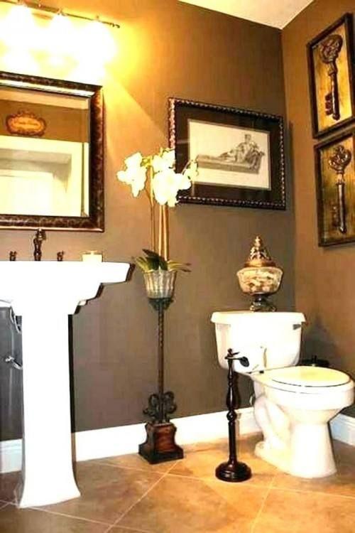 Half Bathroom Ideas Photo Gallery Half Bathroom Decor Elegant Bathroom Decor Small Bathroom Decor