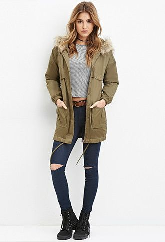 WOMENS - Clothing - Jackets   Outerwear | WOMEN | Forever 21