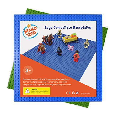 "Lego and Duplo Compatible Baseplates (4 pieces of 10"" x 1... https://www.amazon.com/dp/B01ISAW8JY/ref=cm_sw_r_pi_dp_x_xcU4xb835VJEX"