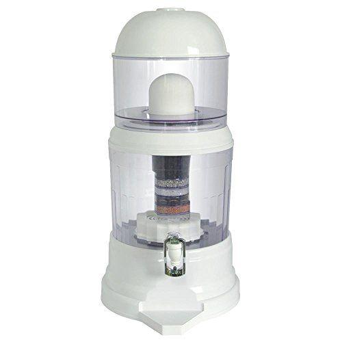 Nutrichef Countertop Water Filter Dispenser Ineedthebestoffer Com