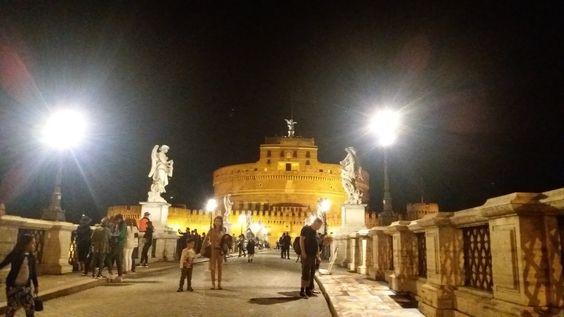 Meine zweite Städtereise nach der Diagnose stand im September diesen Jahres an. Es ging nach Rom. Viele um mich herum haben mich schräg an...