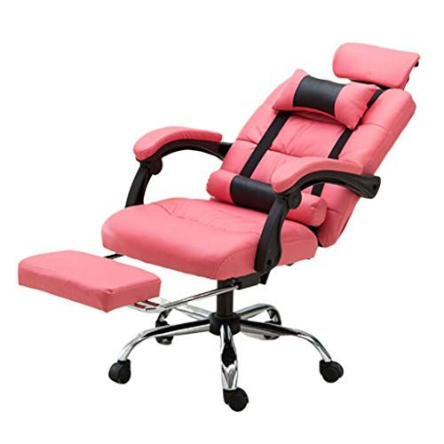 Wxf Computer Chair Ergonomic Swivel Office Chair Staff Training Chair Conference Chair With Footrest Boss Chair Ergonomic Chair Swivel Office Chair