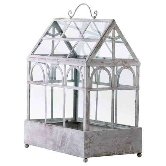 Steeple Terrarium