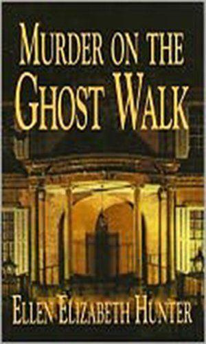 Murder On The Ghost Walk (Magnolia Mystery Series) by Ellen Elizabeth Hunter, http://www.amazon.com/dp/B0085W5IZM/ref=cm_sw_r_pi_dp_6NgIrb0YJX20W