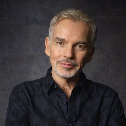 Billy Bob Thornton Hairstyles For Balding Men Haircuts For