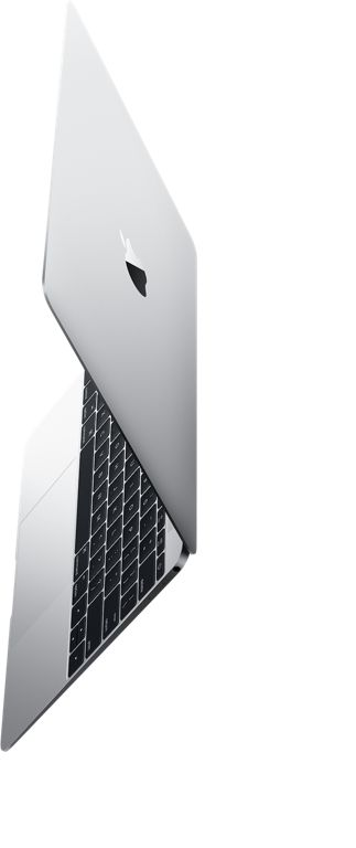 """12"""" MacBook 512 GB - Silber - Apple (DE)"""