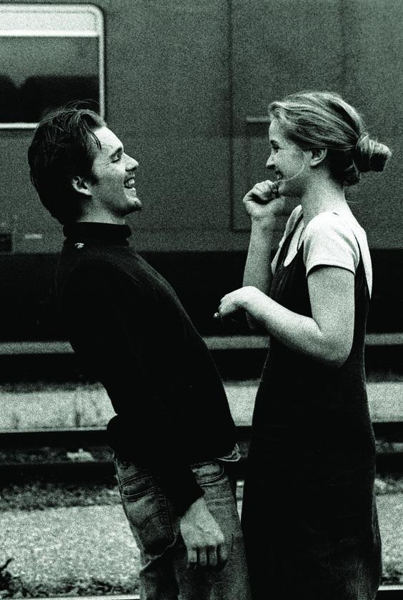 Before Sunrise (1995).