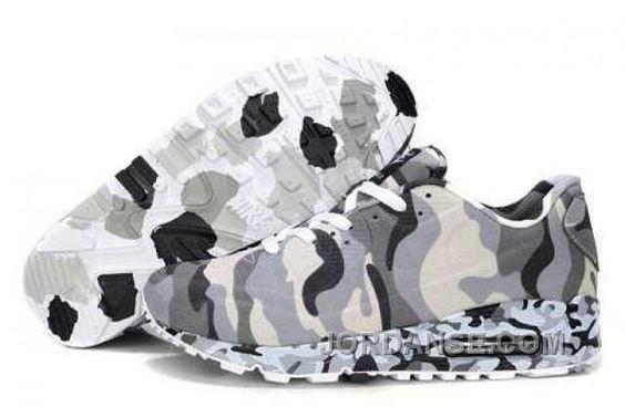 http://www.jordanse.com/nike-air-max-90-new-mens-camo-grey.html NIKE AIR MAX 90 NEW MENS CAMO GREY Only 79.00€ , Free Shipping!