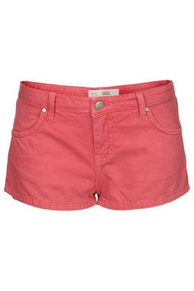 Moto Coloured Daisy HotPant
