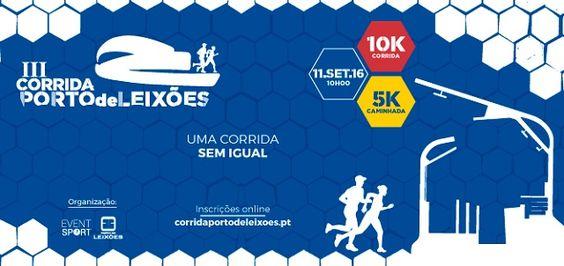 Porto de Leixões abre ao público para a 3ª corrida APDL, dia 11 de Setembro