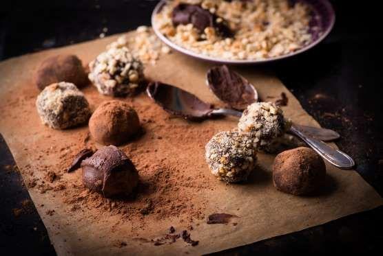 Ingredientes:- 50g de oleaginosas ou pasta de oleaginosas (pode usar avelã, noz, amêndoa ou de sésam... - Fotolia.com