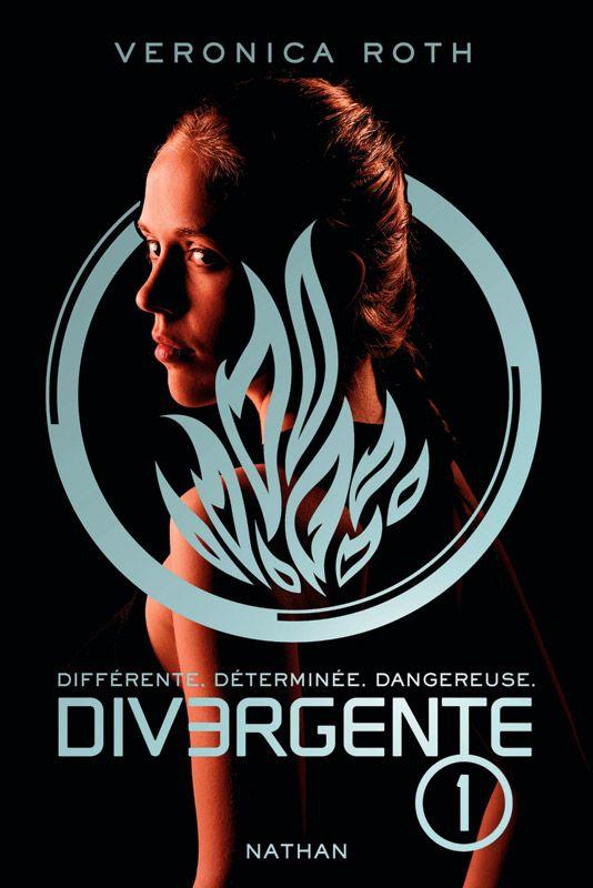 Divergente, tome 1 - Veronica Roth - 448 pages - Couverture souple #Livre #Jeunesse #Divergente
