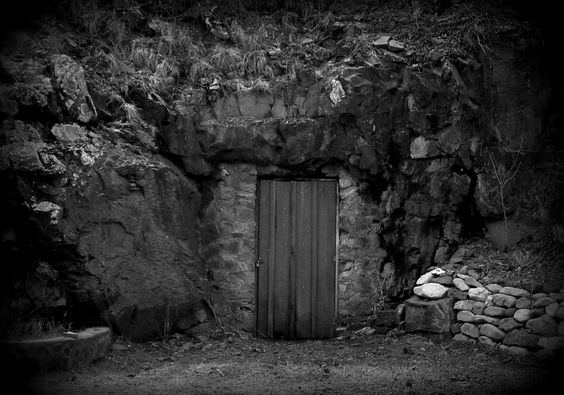 Perhaps A Secret Passageway To The Silver Mine?
