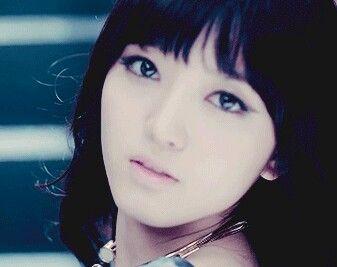 Aoa chanmi pretty eyes